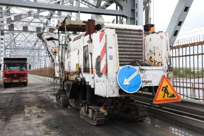 Из-за ремонта Северодвинского моста в Архангельске в выходные ожидаются пробки