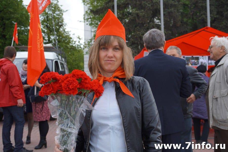 День пионерии: История праздника в Рязанской области