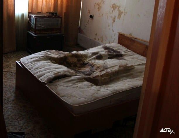 На Сахалине мужчина убил собутыльника и прятал его части тела в квартире год