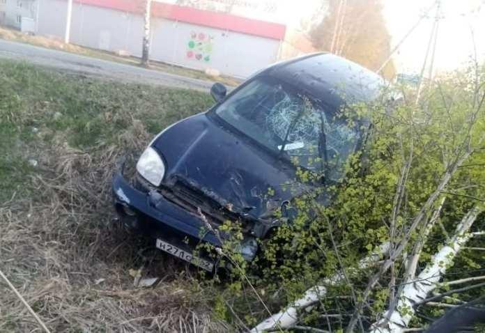 Под Рязанью автомобиль вылетел с дороги – есть пострадавший