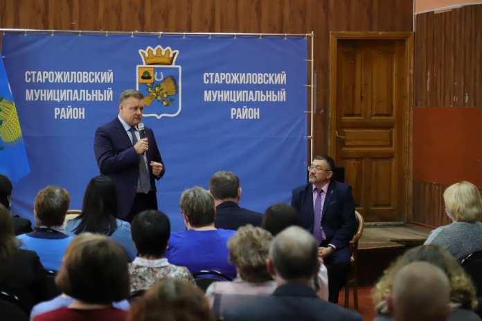 Любимов: «Решения Президента РФ – это новые шансы и новые возможности для нашего региона»