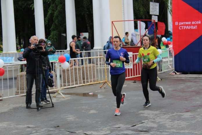 В Рязани прошёл полумарафон «Рязанский Кремль 2021»