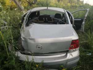 В ДТП на Солотчинском шоссе Рязани пострадали три человека