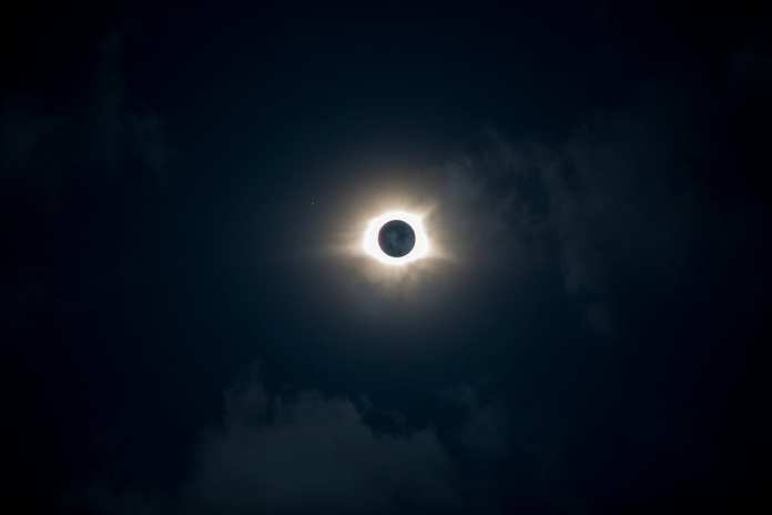 Стала известна дата ближайшего полного солнечного затмения