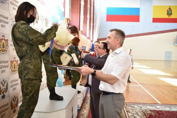 В Рязани завершились соревнования ФСБ