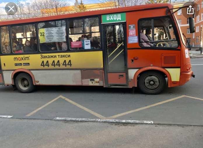 Водитель рязанской маршрутки обложил пассажиров матом – соцсети