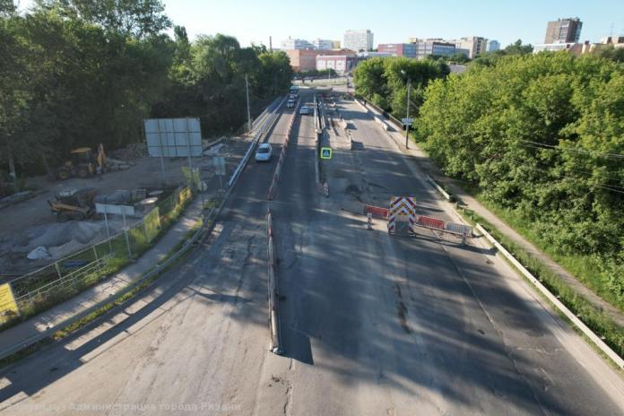 В Рязани ограничат движение транспорта на Народном бульваре