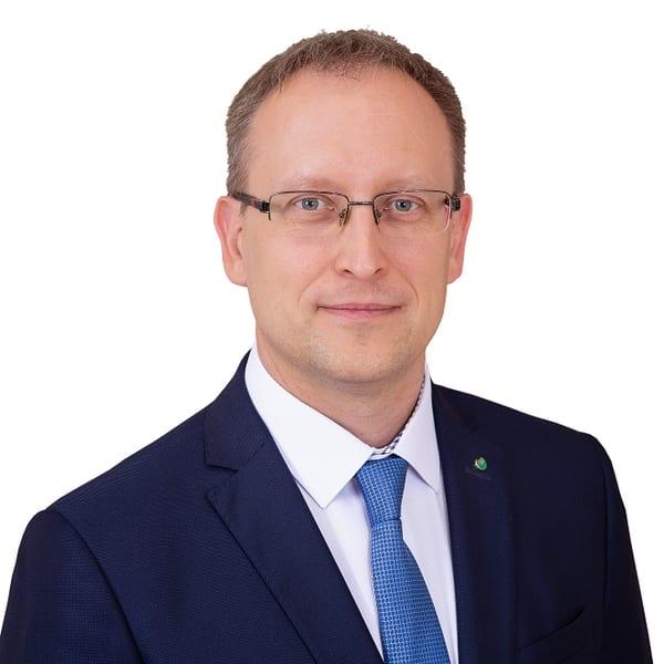 Управляющий региональным отделением СберБанка Иван Семёнов поздравил рязанцев с Днём России