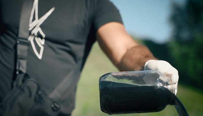 В рязанскую речку сбрасывают неизвестные химикаты – экологи