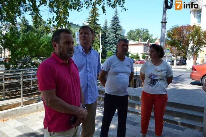 Благоустройство верхнего городского парка в Рязани завершат к 20 августа