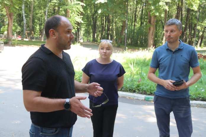Освещение в рязанском ЦПКиО заработает с 20 июля