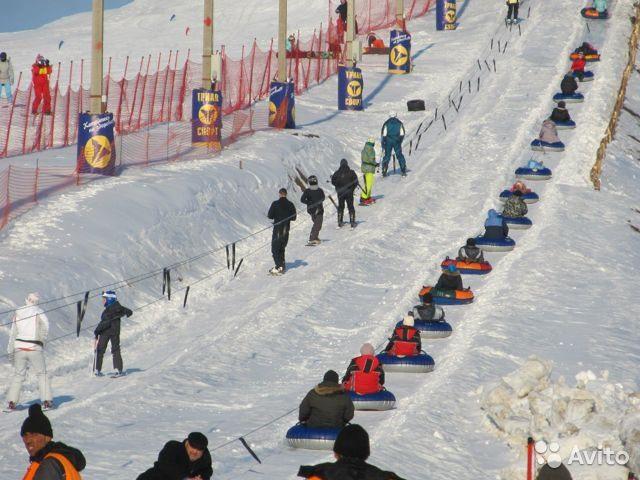В Рязани выставили на продажу горнолыжный комплекс за 345 миллионов