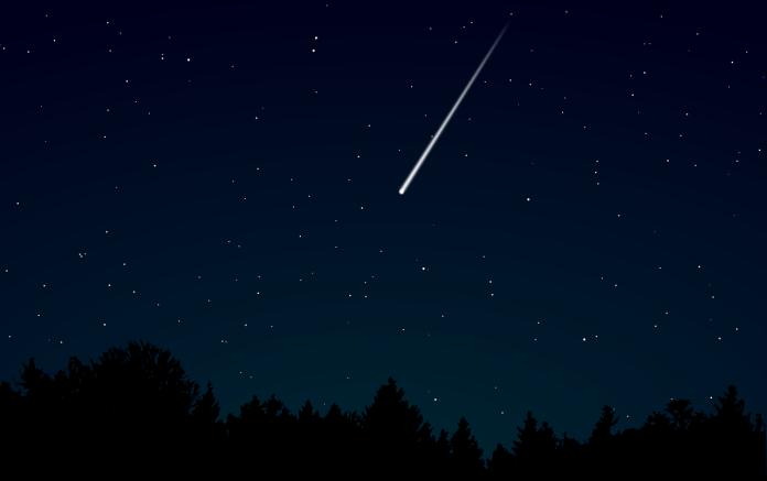 Рязанцев приглашают посмотреть на падающие звезды