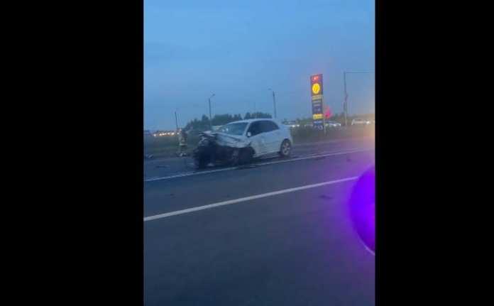 В серьёзном ДТП под Рязанью пострадали три человека