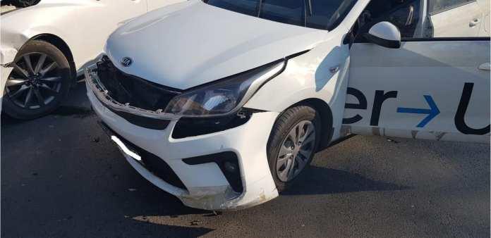 Водитель пострадал в ДТП на улице Островского в Рязани