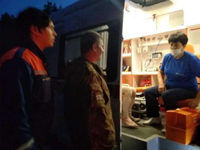 Ветеран ВОВ три дня блуждал по лесу в Клепиковском районе