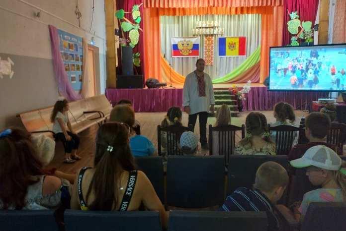 Жителей Скопинского района познакомят с традициями и историей Молдовы