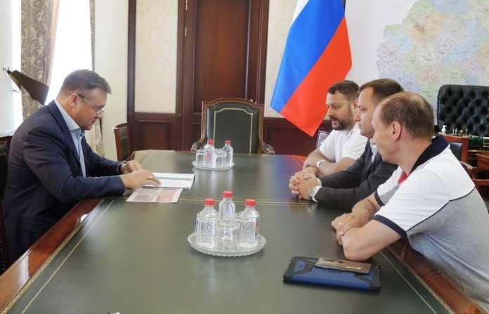 В Рязани обсудили сотрудничество с РАНХиГС