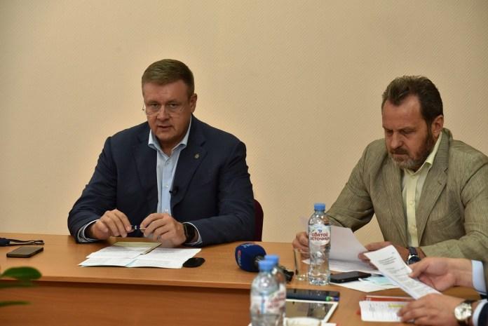 Николай Любимов: «Наши показатели роста в промышленности выше общероссийских»