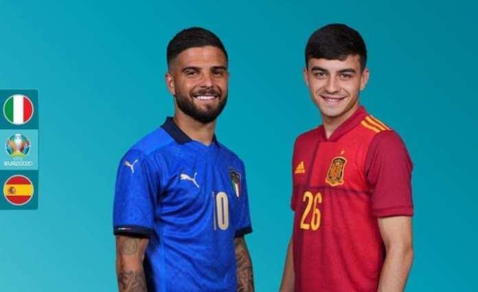 Италия сыграет с Испанией в полуфинале чемпионата Европы