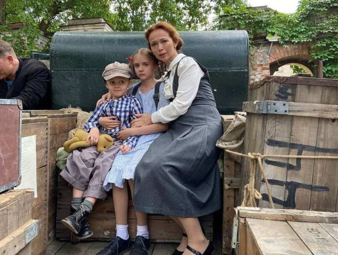 Актриса Захарова показала фото из Касимова