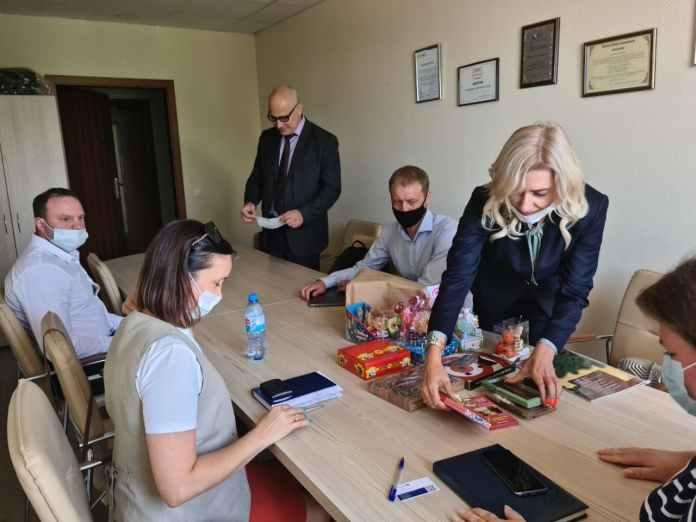 Рязанские предприниматели договариваются о сотрудничестве с белорусами