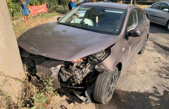 Два человека пострадали в ДТП на улице Промышленной в Рязани