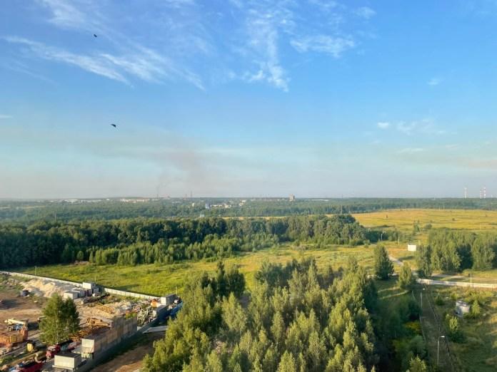 Жители Рязани пожаловались на вонь в Дашково-Песочне