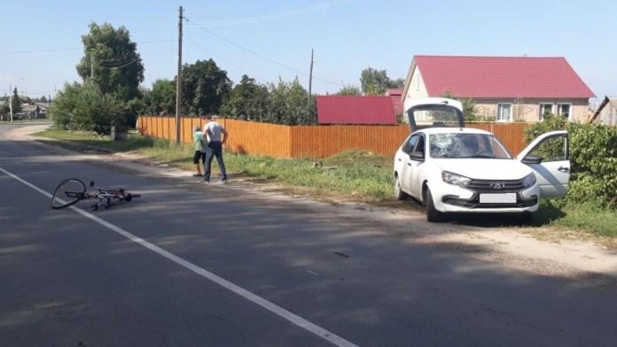 Стали известны подробности ДТП с 13-летним велосипедистом в Сараевском районе