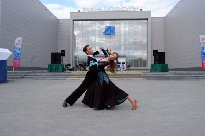 """Вместе с ДК """"Приокский"""" рязанцы начали праздновать День города"""
