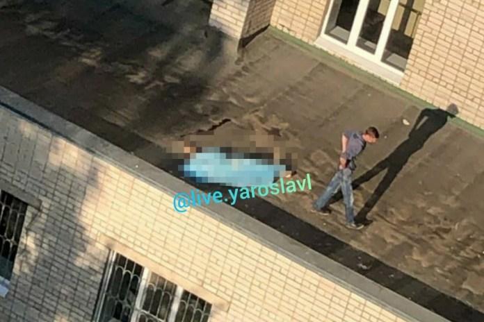 В Ярославле из окна больницы выпал 83-летний пациент