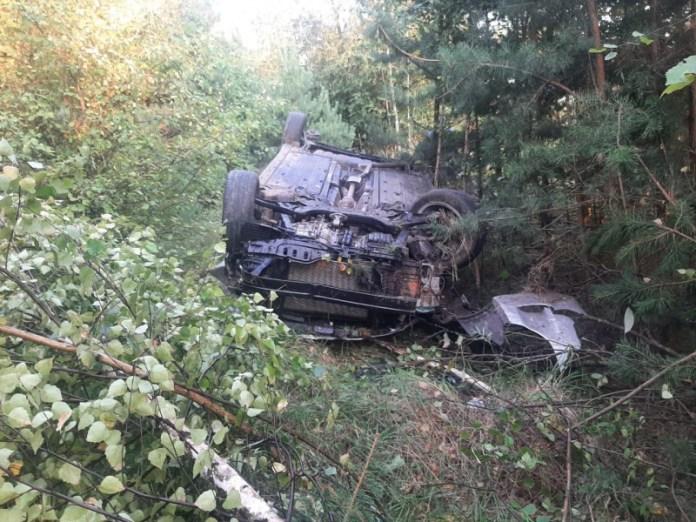 Один человек погиб, четверо пострадали в ДТП в Касимовском районе