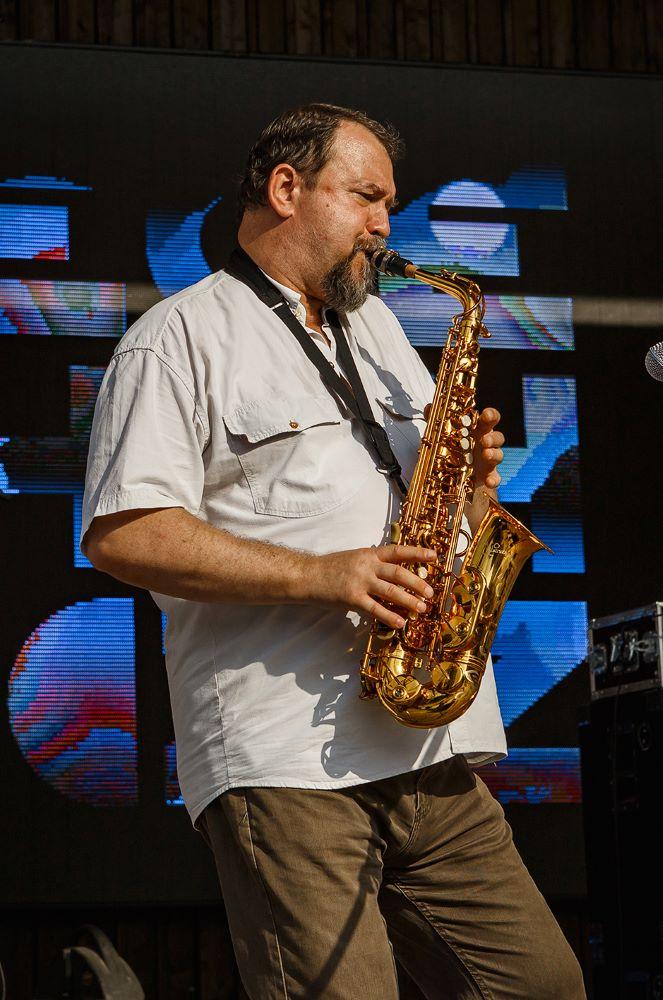 Международный фестиваль «ЕсенинJazz» завершился ярким концертом в ЦПКиО