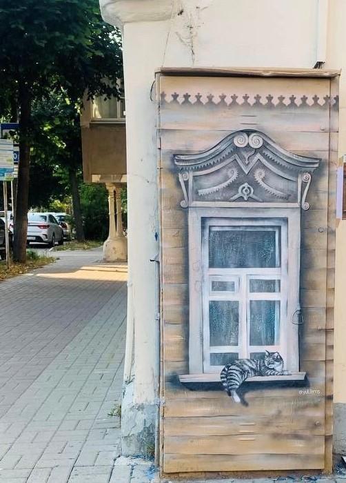 В Рязани стартовал стрит-арт проект #АртУлочкаРТК