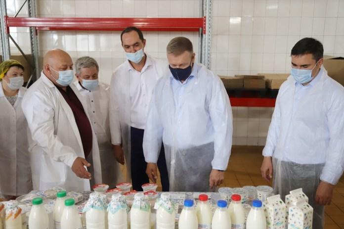 Губернатор Николай Любимов: «Чем больше развивающихся производств в Рязанской области, тем лучше чувствует себя экономика»
