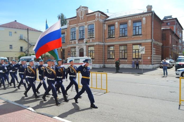 В Рязани открыли мемориальную доску Почётному гражданину Владимиру Инюцыну