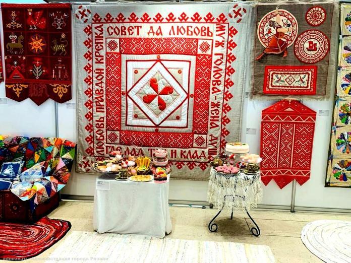 В Рязани откроется музей лоскутного шитья
