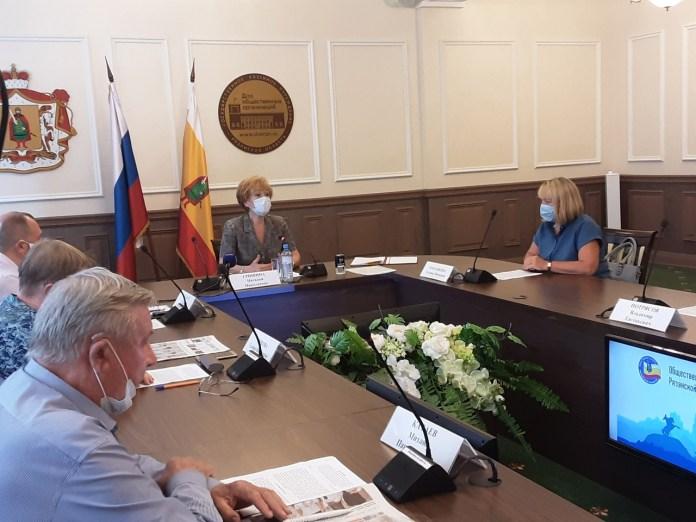 В Рязани подписали соглашение об участии граждан в наблюдениях за проведением выборов