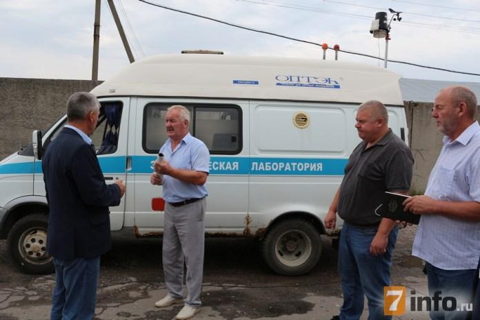 Депутаты областной Думы инициировали внеплановый мониторинг состояния атмосферного воздуха в Турлатове