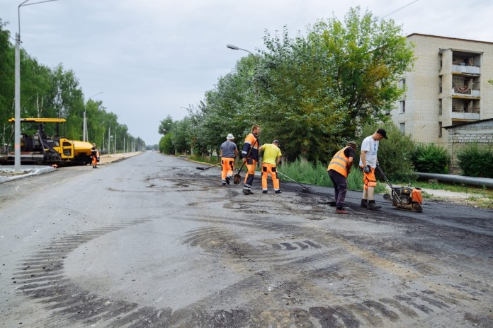 """Аркадий Фомин: """"На данном этапе подрядчик выполняет необходимые работы в срок и с хорошим качеством"""""""