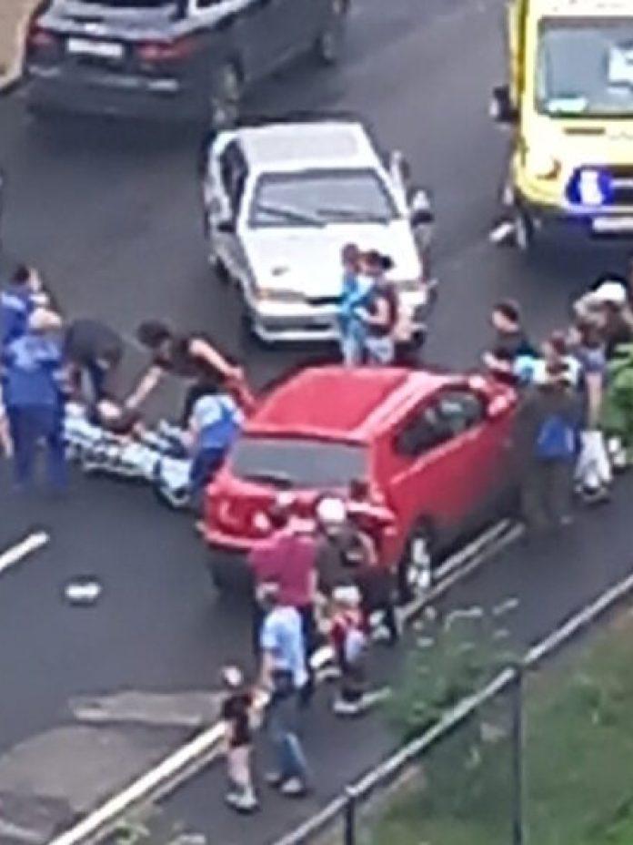 В Ярославле мужчина на ВАЗ сбил 10-летнего ребенка