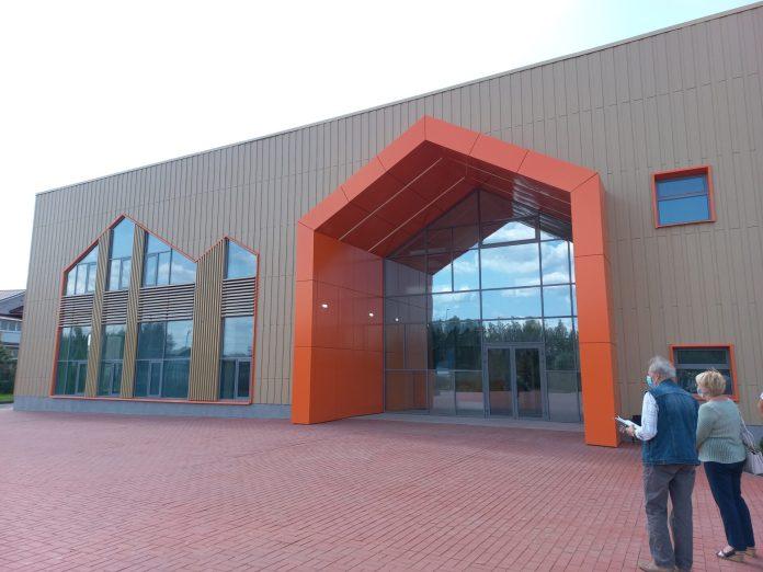 В Рязани завершили строительство центра для семей с приемными детьми