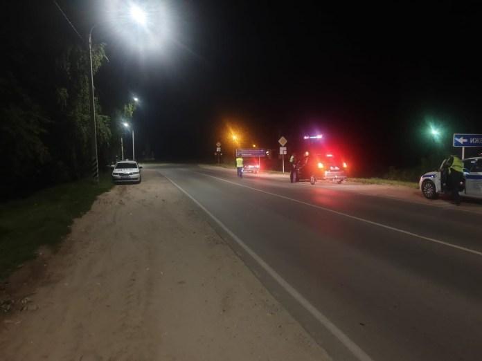 В Рязанской области продолжаются массовые рейды ГИБДД