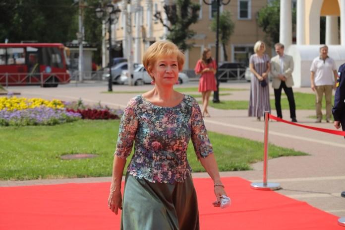 В честь Дня горда в Рязани прошёл торжественный приём