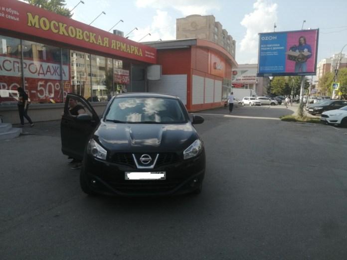 В Рязани автомобиль сбил 77-летнюю пенсионерку
