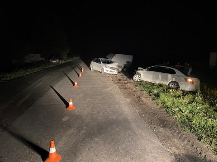 Один человек пострадал в аварии Peugeot и Lada Granta в Касимовском районе