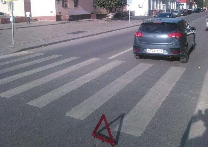 18-летний водитель Kia Ceed сбил четырехлетнего мальчика на самокате в Липецке