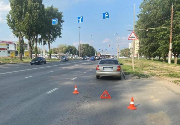 За сутки в Липецке сбили двух пешеходов, один скончался