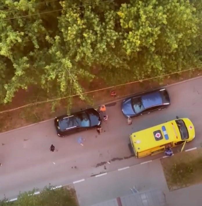 Соцсети: после падения с высоты в Рязани погибла школьница