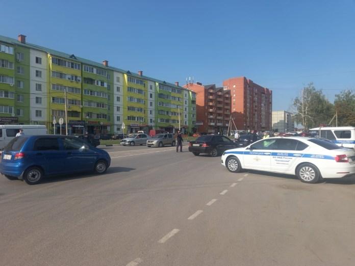В районах Рязанской области гаишники массово останавливают автомобили